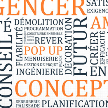 GAM7 - Création, remodeling, pop-up concept